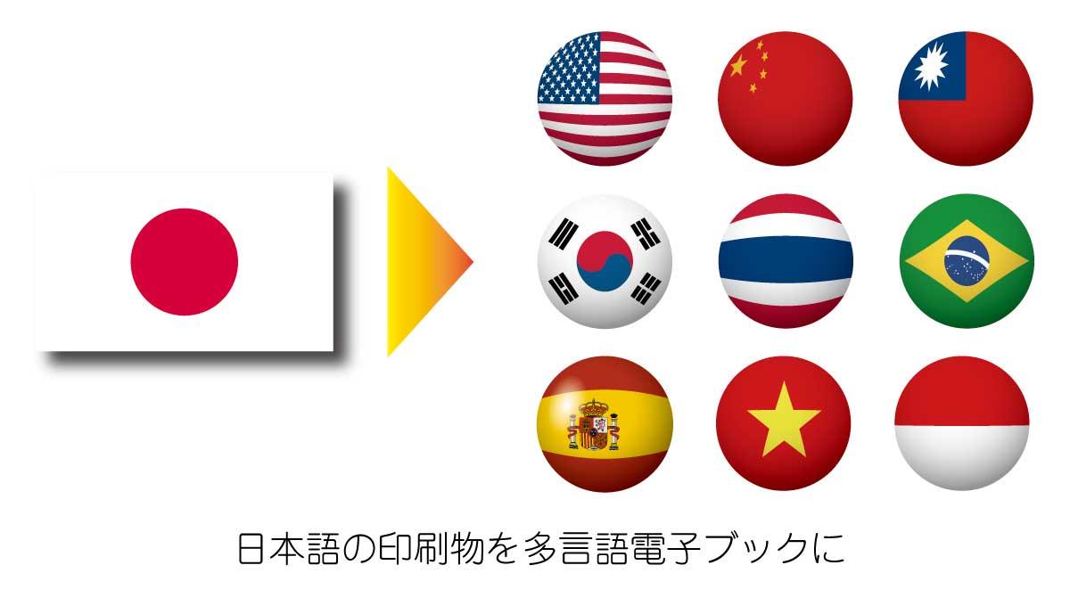 浜松市の印刷サービス 他言語電子配信